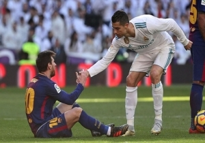 """Lionel Messi: """"I Miss Having Ronaldo In La Liga"""""""